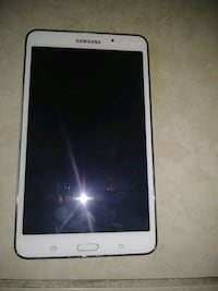 white Samsung Galaxy 4 tablet Palm Bay, 32908