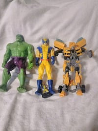 12 inch tall Action Figures