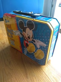 Mickey mouse lunch box Manassas, 20109
