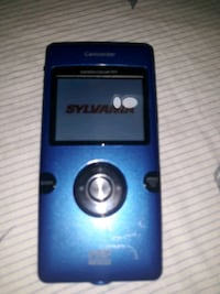 Sylvania HD 720 p rechargeable camcorder
