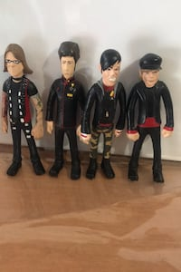 Band action figures