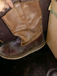 Used men's work boots Channelview, 77530