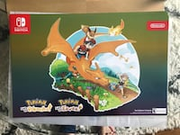 Pokemon Nintendo Switch LET'S GO PIKACHU EEVEE Holographic poster Long Beach, 90815
