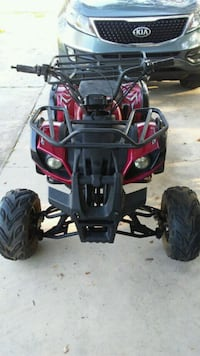 135 ATV with a 110cc New Engine Installed Ocala