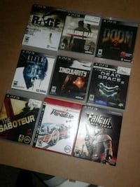 PS3 games Henderson, 89074
