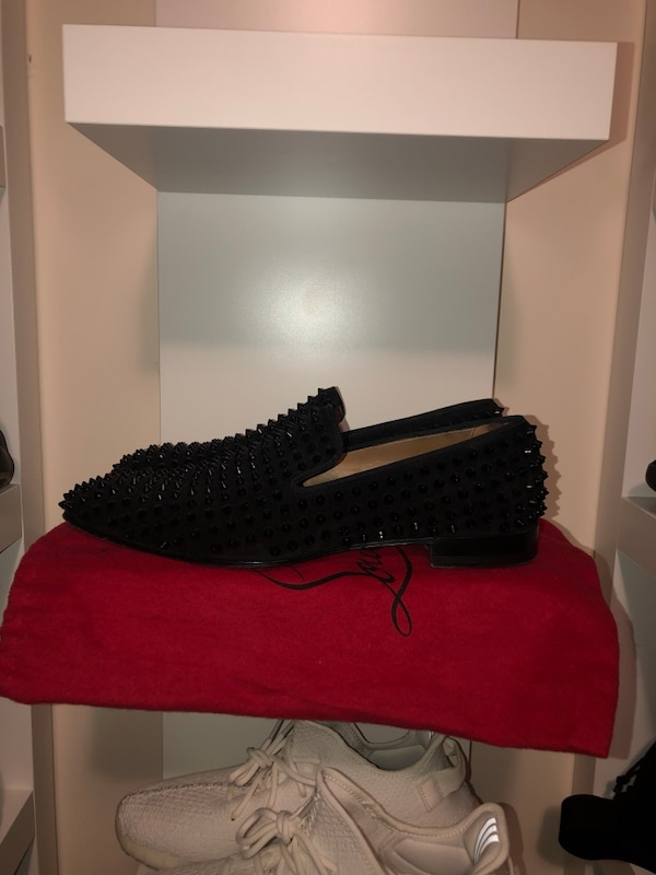 0c471871c751 Used Christian Louboutin loafers size 44 EU ( Size 11 ) for sale in  Newmarket - letgo
