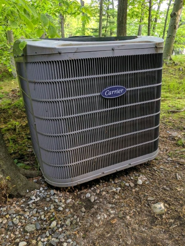 Carrier air conditioner condenser R22