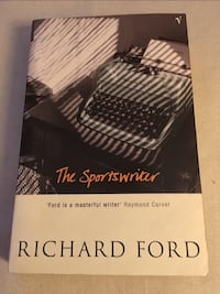 RICHARD FORD The Sportswriter (inglés)