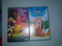 Pack 2 VHS: Babe