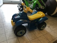 Less than a year old electric atv 18 months + Charleston, 25312