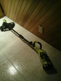 RYOBI  Cordless String Trimmer and edger Vaughan, L4L 3L6