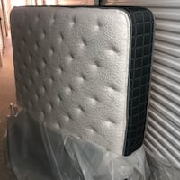 White and gray mattress in pack Jackson, 39212