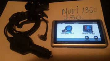 Great condition Garmin nuvi GPS