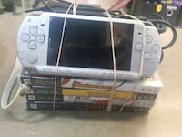 PSP 1G W ACC AND GAMES Whitby, L1R