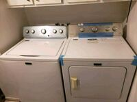 white clothes washer and dryer set Laval, H7V 2R2