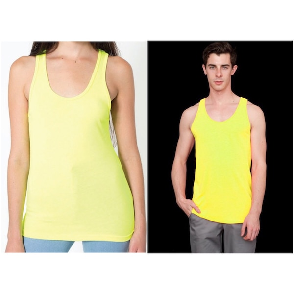77d9bb5b2ccc3 Used 300 Unisex Poly-Cotton Tank tops with Tear-away tag by American Apparel  bb408 for sale in Miami - letgo
