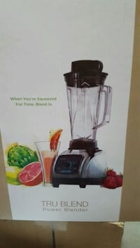 """True Blue"" Power Blender Burtonsville, 20866"