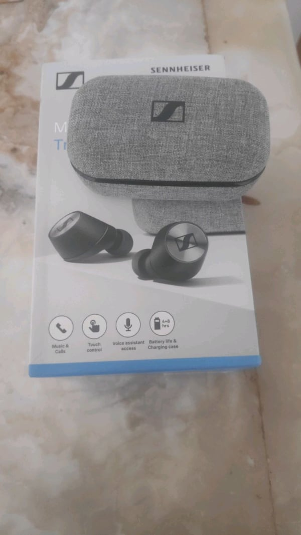 Sennheiser momentum true wireless 1