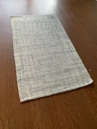 West Elm Basketweave Wool Rug (3' x 5')