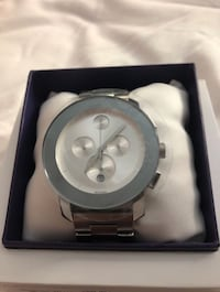 Watch Movado Bold Swiss movement $500 retail Los Angeles, 91342