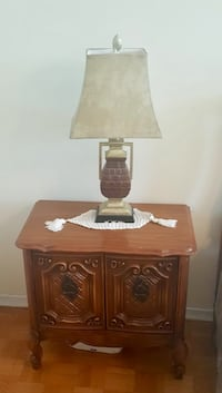 French Provincial  Night Stand Oakville, L6L 5C2