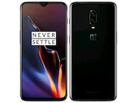 oneplus T6 Dual Sim,( 128gb)and (8gb ram) no scratch like brand new Vancouver