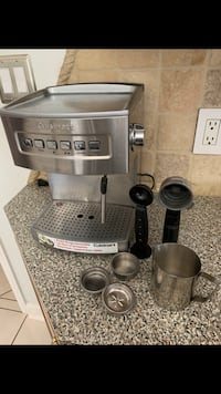Cuisinart Expresso w/ Attachments Odenton, 21113