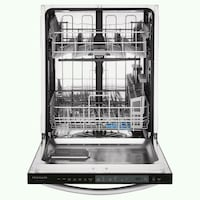 Fridgidaire stainless dishwasher Montréal, H2Y 2N9