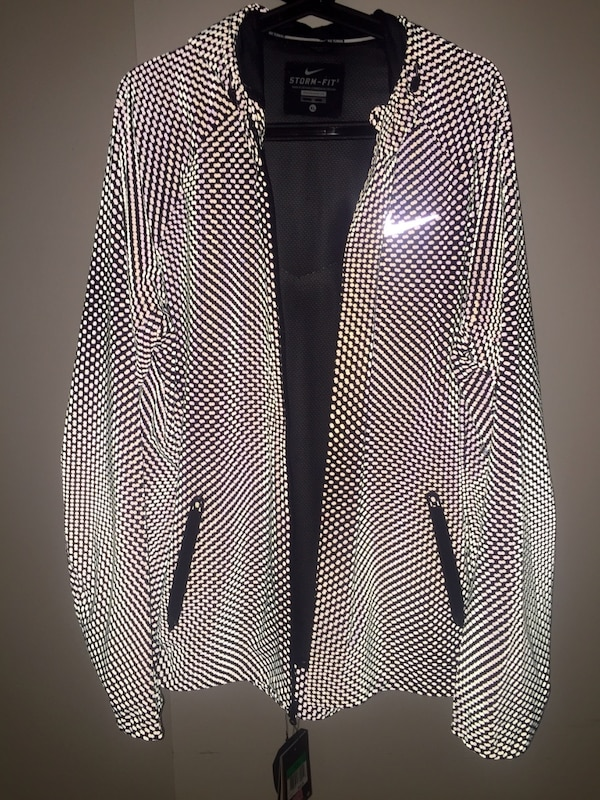 7b65f242f6ac Used Nike Shield Flash Storm Fit Windbreaker Jacket for sale in New York -  letgo