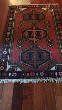 48 x 31 inches beautiful handmade carpet  Vancouver, V6H 1S7