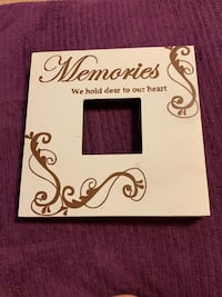 Memories picture frame Norman, 73071