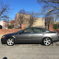 2005 Nissan Altima 3.5 SE AT Baltimore