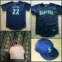 Mariners clothing/backpack Kelso, 98626