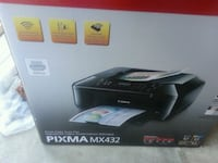 Printer copier scanner and fax