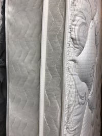 Gray and white bed mattress queen Fairfax, 22033