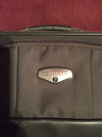 Protocol Green suitcase (small overnighted)