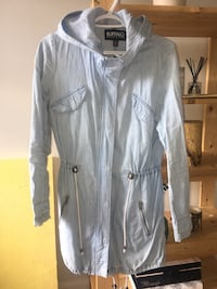 gray button-up jacket Quebec City, G2B 0N9