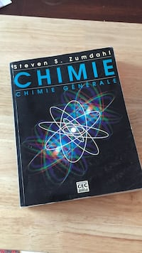 Chimie book