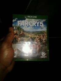 Xbox One Farcry 4 game case Louisville, 40202