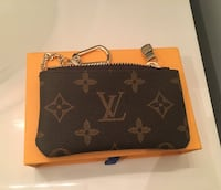 New Louis Vuitton Coin Pouch Monogram Logo LV Boca Raton, 33428