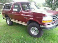 Ford - Bronco - 1996 Hagerstown, 21740