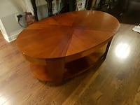 Lazy-Boy Oval Lift-Top Coffee Table (used) Toronto