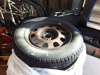 Uniroyal Winter tires (Used)
