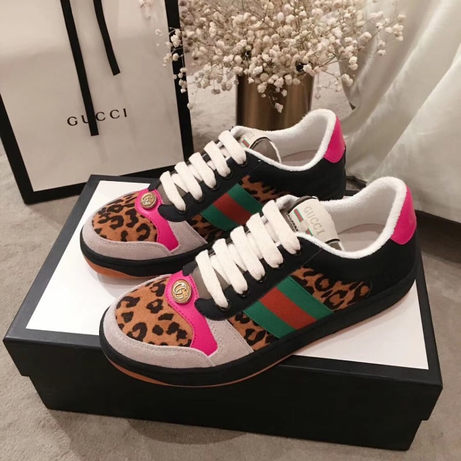 BY ORDER ONLY : Out of Season Gucci Ace Sneakers 44925e79-7d70-46b5-a411-956216428763