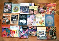 Arts and Crafts books - lot of 45 Houston, 77043