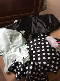 Womens clothes and shoes all in good condition