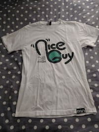 Nice Guy T-shirt w Free Gift Quincy