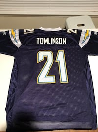 LaDainian Tomlinson Large Chargers Jersey Woodbridge, 22192