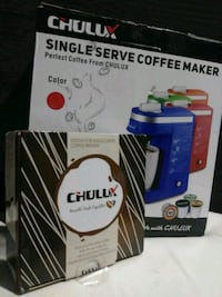 Chulux coffee maker and coffee cups  Bakersfield, 93304