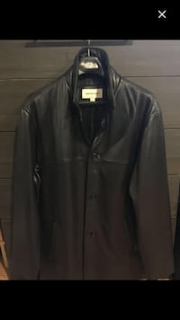 Brand new real leather jacket size L Longueuil, J3Y 0M7